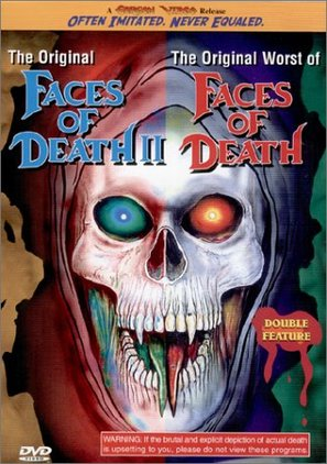 Faces Of Death 2 - DVD cover (thumbnail)