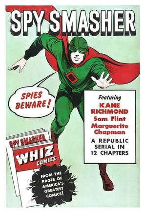 Spy Smasher - Movie Poster (thumbnail)