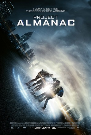 Project Almanac - Movie Poster (thumbnail)