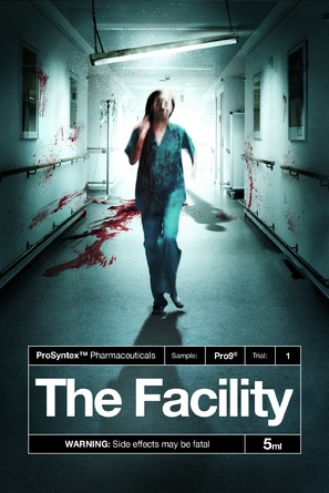 The Facility - DVD cover (thumbnail)