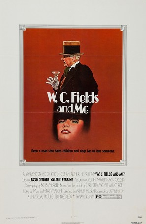 W.C. Fields and Me - Movie Poster (thumbnail)