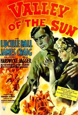 Valley of the Sun - Movie Poster (thumbnail)