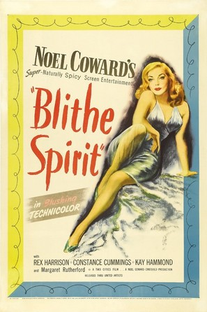 Blithe Spirit - Movie Poster (thumbnail)