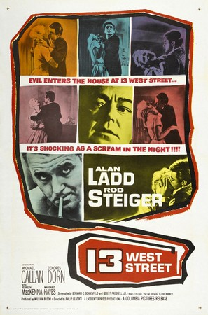 13 West Street - Movie Poster (thumbnail)