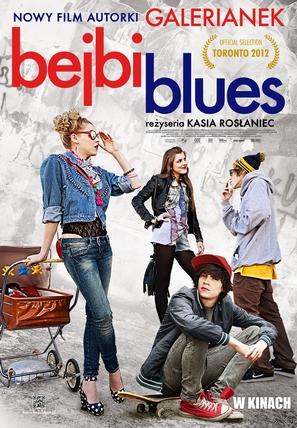 Bejbi blues - Polish Movie Poster (thumbnail)