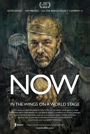 NOW: In the Wings on a World Stage - Movie Poster (thumbnail)