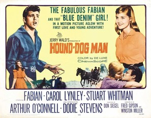 Hound-Dog Man - Movie Poster (thumbnail)