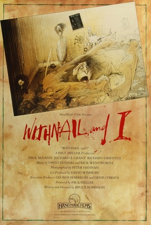 Withnail & I - British Movie Poster (thumbnail)