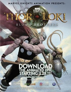 """Thor & Loki: Blood Brothers"" - Movie Poster (thumbnail)"