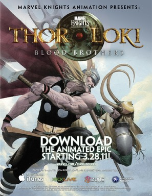 """Thor & Loki: Blood Brothers"" - Movie Poster (thumbnail)"