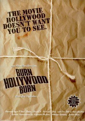 An Alan Smithee Film: Burn Hollywood Burn - poster (thumbnail)