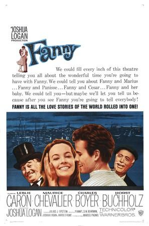 Fanny - Movie Poster (thumbnail)