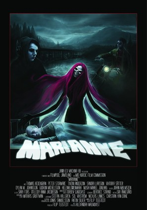Marianne - Swedish Movie Poster (thumbnail)