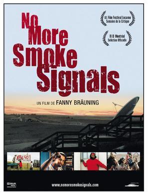 No More Smoke Signals - Swiss Movie Poster (thumbnail)