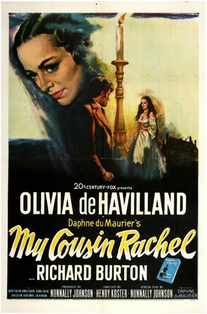 My Cousin Rachel - Movie Poster (thumbnail)