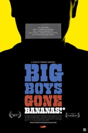 Big Boys Gone Bananas!* - Movie Poster (thumbnail)