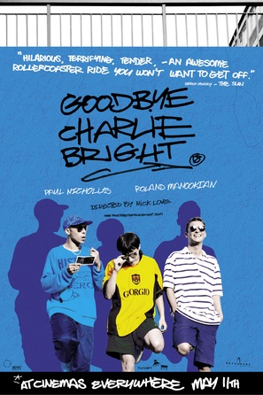 Goodbye Charlie Bright - British Movie Poster (thumbnail)