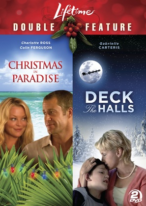 Christmas in Paradise - DVD movie cover (thumbnail)