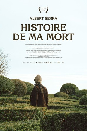 Història de la meva mort - French Movie Poster (thumbnail)