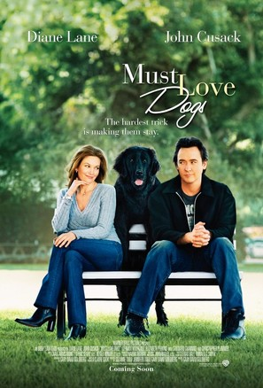 Must Love Dogs - Movie Poster (thumbnail)