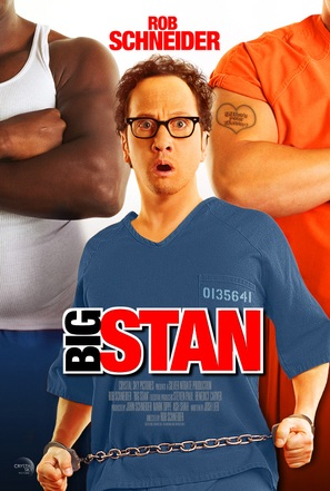 Big Stan - Movie Poster (thumbnail)
