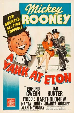 A Yank at Eton - Movie Poster (thumbnail)