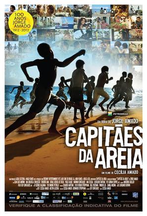 Capitães da Areia - Brazilian Movie Poster (thumbnail)
