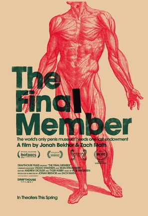 The Final Member - Movie Poster (thumbnail)