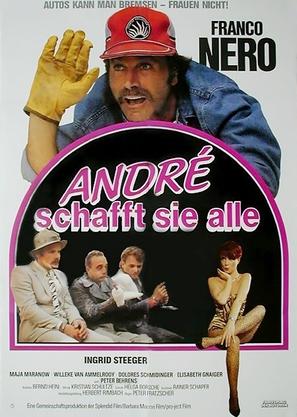 André schafft sie alle