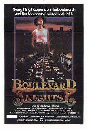 Boulevard Nights - Movie Poster (thumbnail)