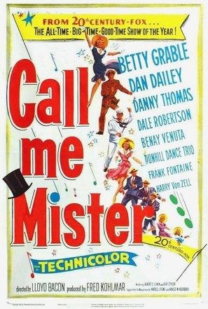 Call Me Mister - Movie Poster (thumbnail)