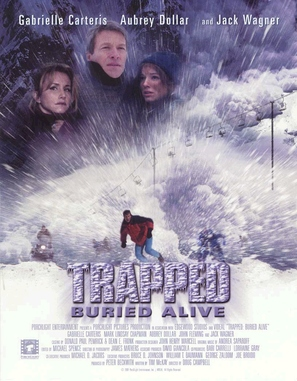 Trapped: Buried Alive - Movie Poster (thumbnail)