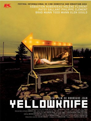 Yellowknife - French poster (thumbnail)