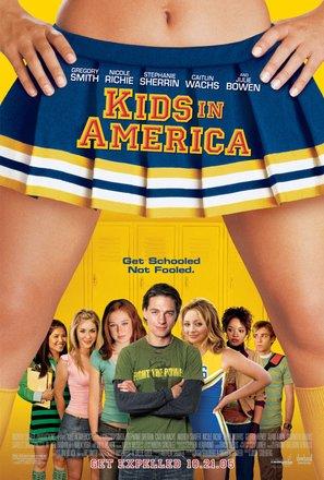 Kids In America - Movie Poster (thumbnail)