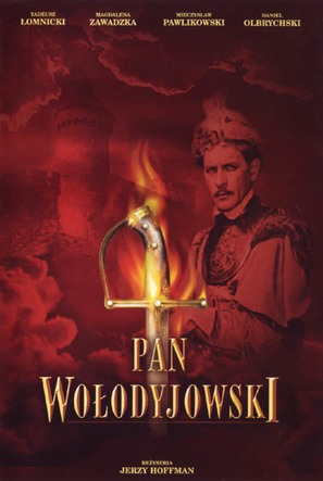 Pan Wolodyjowski - Polish Movie Cover (thumbnail)
