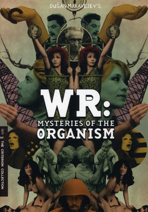 W.R. - Misterije organizma - DVD movie cover (thumbnail)