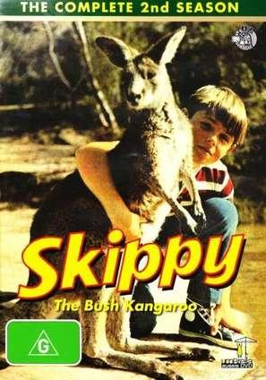 """Skippy"" - Australian DVD movie cover (thumbnail)"
