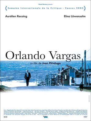 Orlando Vargas - French poster (thumbnail)