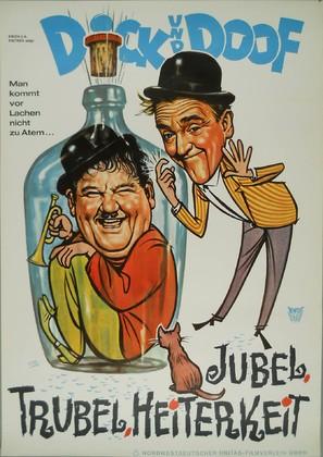 Blotto - German Movie Poster (thumbnail)