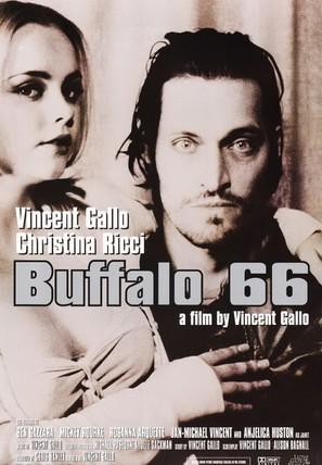 Buffalo '66 - Movie Poster (thumbnail)