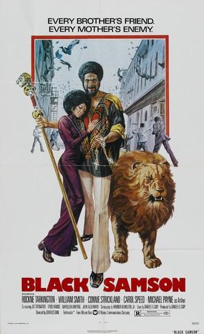Black Samson - Movie Poster (thumbnail)