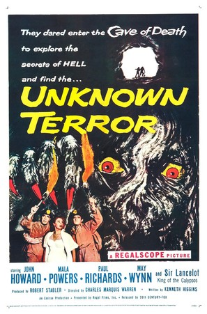 The Unknown Terror - Movie Poster (thumbnail)