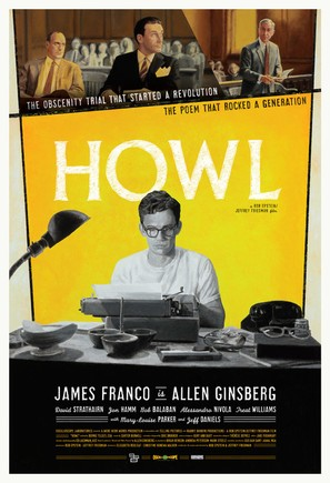 Howl - Canadian Movie Poster (thumbnail)