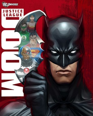 Justice League: Doom - Movie Poster (thumbnail)