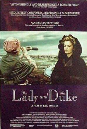 Anglaise et le duc, L' - Movie Poster (thumbnail)