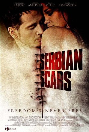 Serbian Scars - Movie Poster (thumbnail)