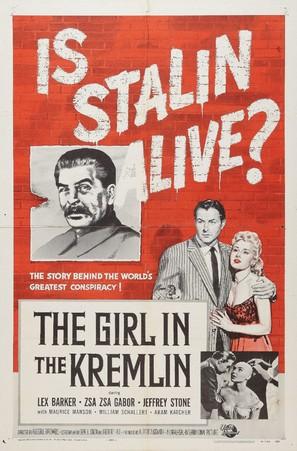 The Girl in the Kremlin - Movie Poster (thumbnail)