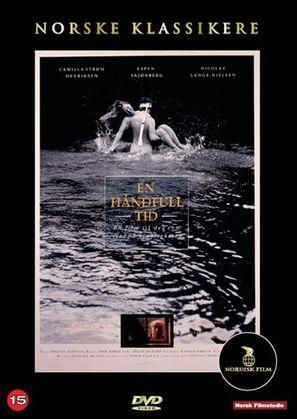 En håndfull tid - Norwegian DVD movie cover (thumbnail)