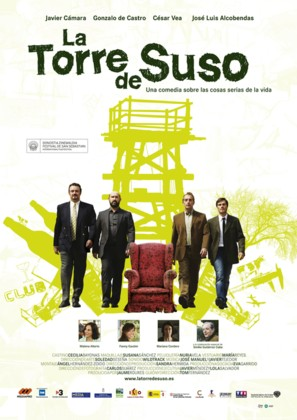 Torre de Suso, La - Spanish Movie Poster (thumbnail)