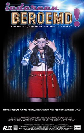 Iedereen beroemd! - Dutch VHS cover (thumbnail)